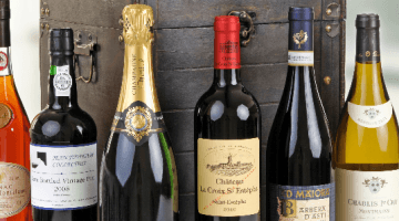Wine gifts UK