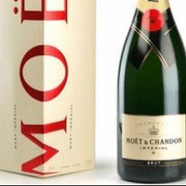 Champagne gifts Moet Chandon Brut